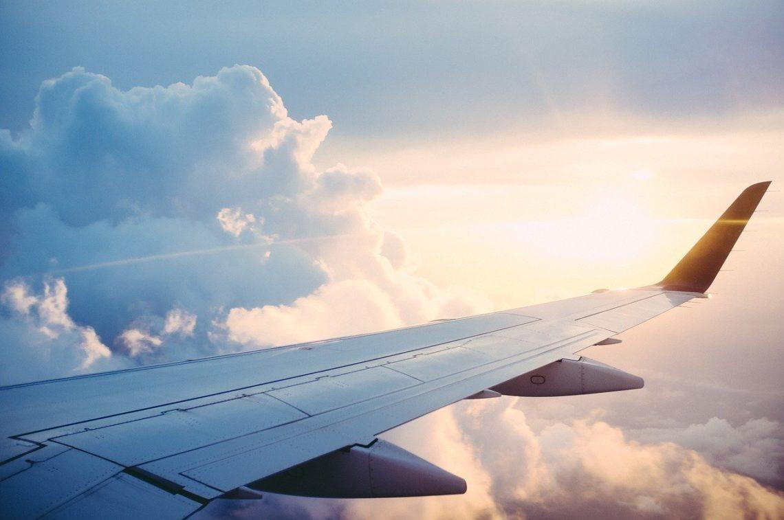 Cigarette électronique avion