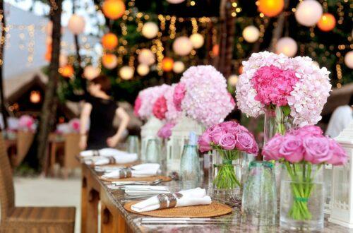 Comment choisir votre table d'honneur pour votre mariage ?